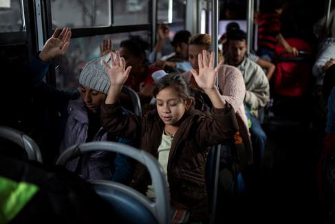 Foto van 'Caravan Religion': oversteken met religie