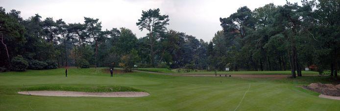 De golfbaan van Toxandria in Molenschot.