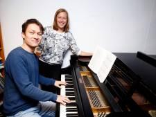 Mark en Lisanne wonen in een speciaal pand voor muzikanten: 'We horen elkaar continu spelen'