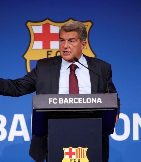 Laporta zal Koeman bij nederlaag in Cádiz niet direct ontslaan: 'Voor nu staan we achter hem'