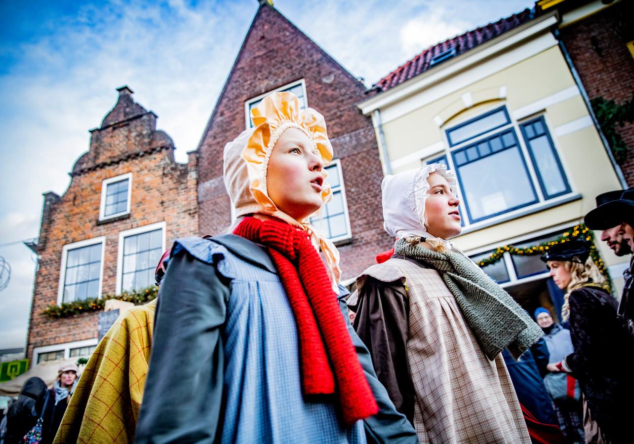 Dickens Festijn 2019 in Deventer.