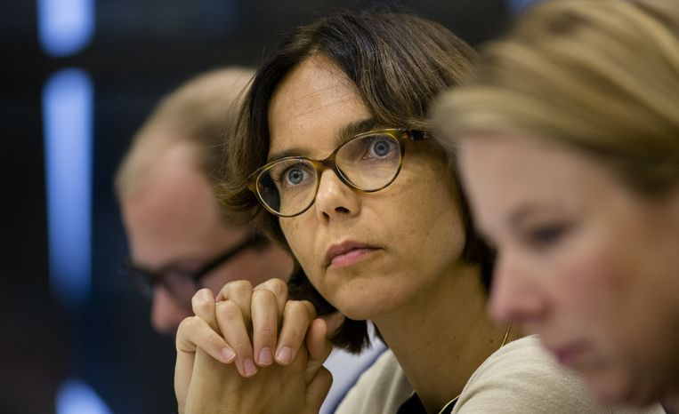 Carla Dik-Faber Beeld ANP