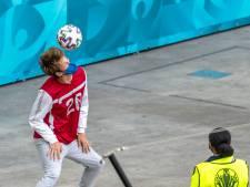 Freestyle voetballer Jesse (23) mag trucs tonen voor aftrap bij het EK: 'Je krijgt van iedereen applaus'