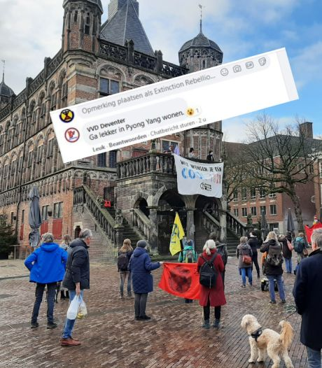 VVD Deventer wederom te loslippig op sociale media: 'We hebben het meteen gecorrigeerd'