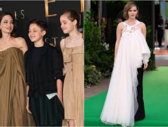 CELEBS 24/7. Gezinsuitstap op de rode loper voor Angelina Jolie en ook Emma Watson duikt nog eens op