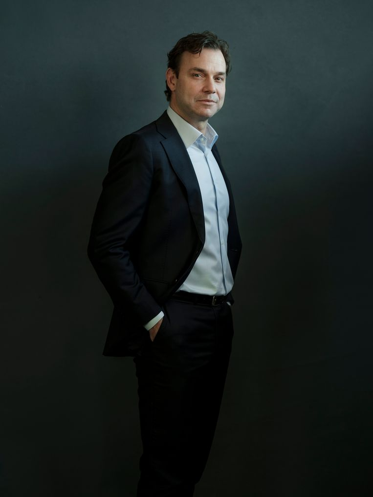 OLVG-topman Maurice van den Bosch.  Beeld Frank Ruiter