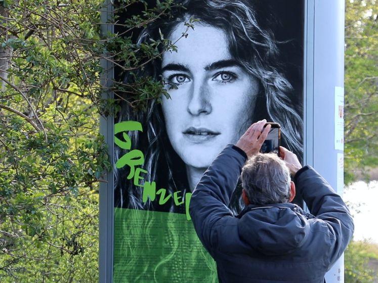 Foto's en verhalen op Middelburgs Bolwerk: 'Praat over depressiviteit'