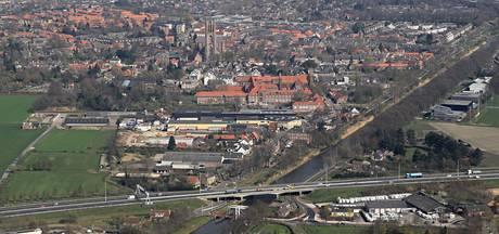 Oirschot: blik op stedelijk gebied