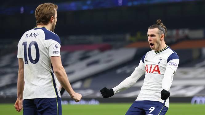 Tottenham rekent ondanks goal van Benteke vlot af met Crystal Palace: 4-1