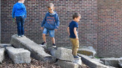 Groene en avontuurlijke speelplaats voor basisschool Kraaiennest