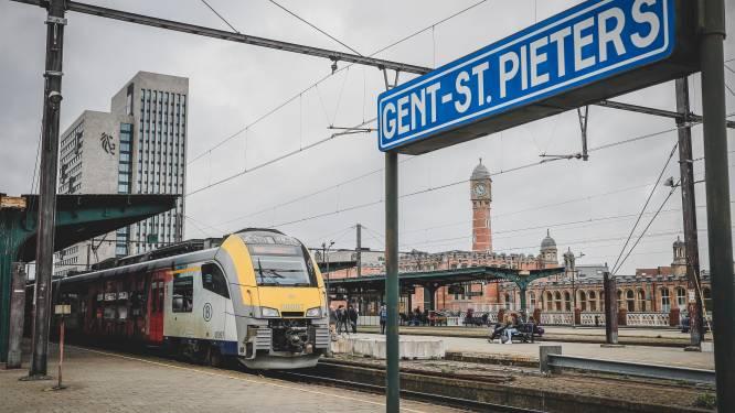 """Na twee (!) jaar wachten gaan werken aan Gent-Sint-Pieters opnieuw van start: """"Eindelijk!"""""""
