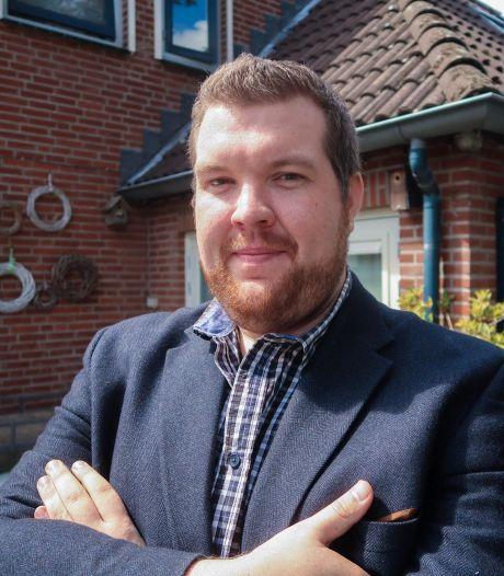 Bart Verhagen (Lokale Partij Bergeijk) stopt als raadslid in Bergeijk