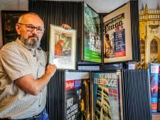 """10.000 Brugse affiches heeft hij al, en nog is verzamelwoede van Pol (65) niet gestild: """"De belangrijkste zijn vaak degene die je nog niet hebt"""""""
