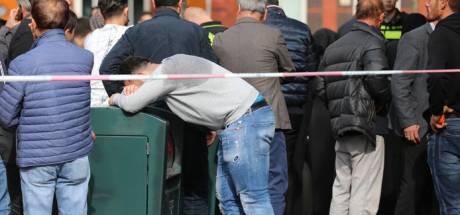 Verdat A. stak zijn zwager dood op uitvaart van schoonvader: 18 jaar cel geëist