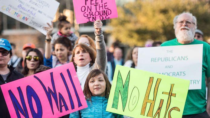 Demonstratie in South Carolina