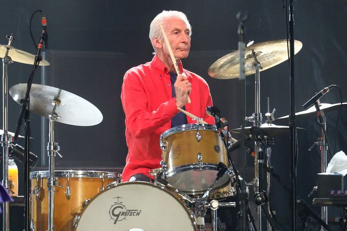 Charlie Watts in 2019.