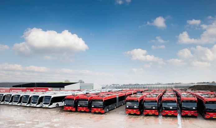 VDL levert 100 elektrische bussen voor Amsterdam en Schiphol.
