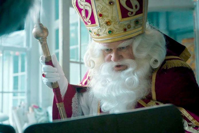 Eerste beelden van 'Sinterklaas en koning Kabberdas'