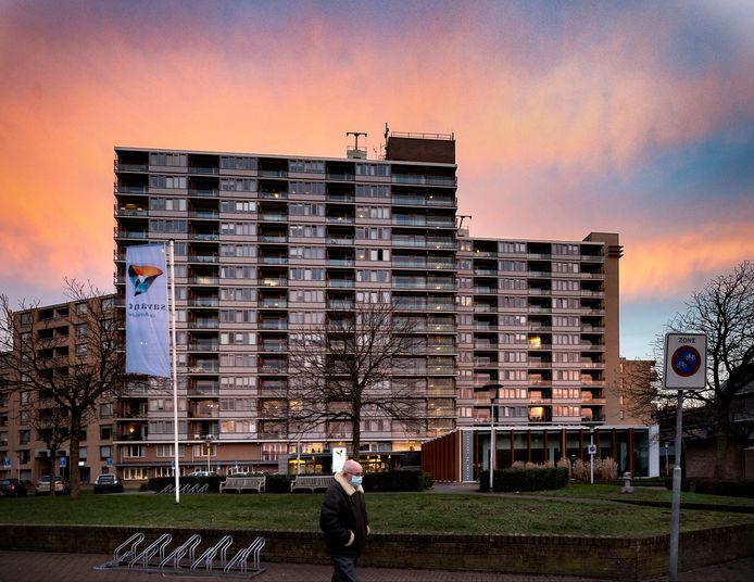 Corona-uitbraak in woonzorgcentrum De Ameide in Helmond
