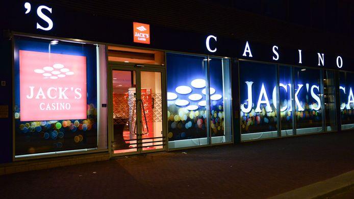 Het Jack's Casino is te vinden aan de Watermolenwal in Helmond.