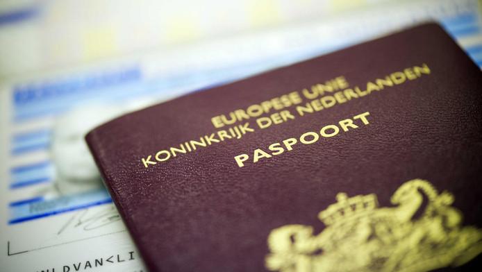 In 316 gevallen ging het om paspoortfraude.