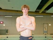 Woerdenaar Thijs van den End wint Europees zilver op 100 meter rugslag