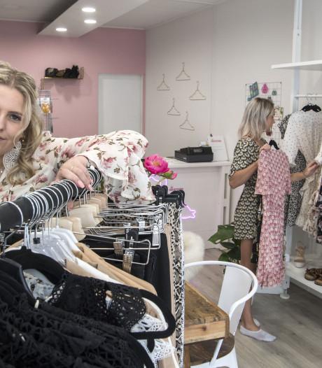 Neonkleurtjes en panterprint in nieuwe Oldenzaalse dameszaak