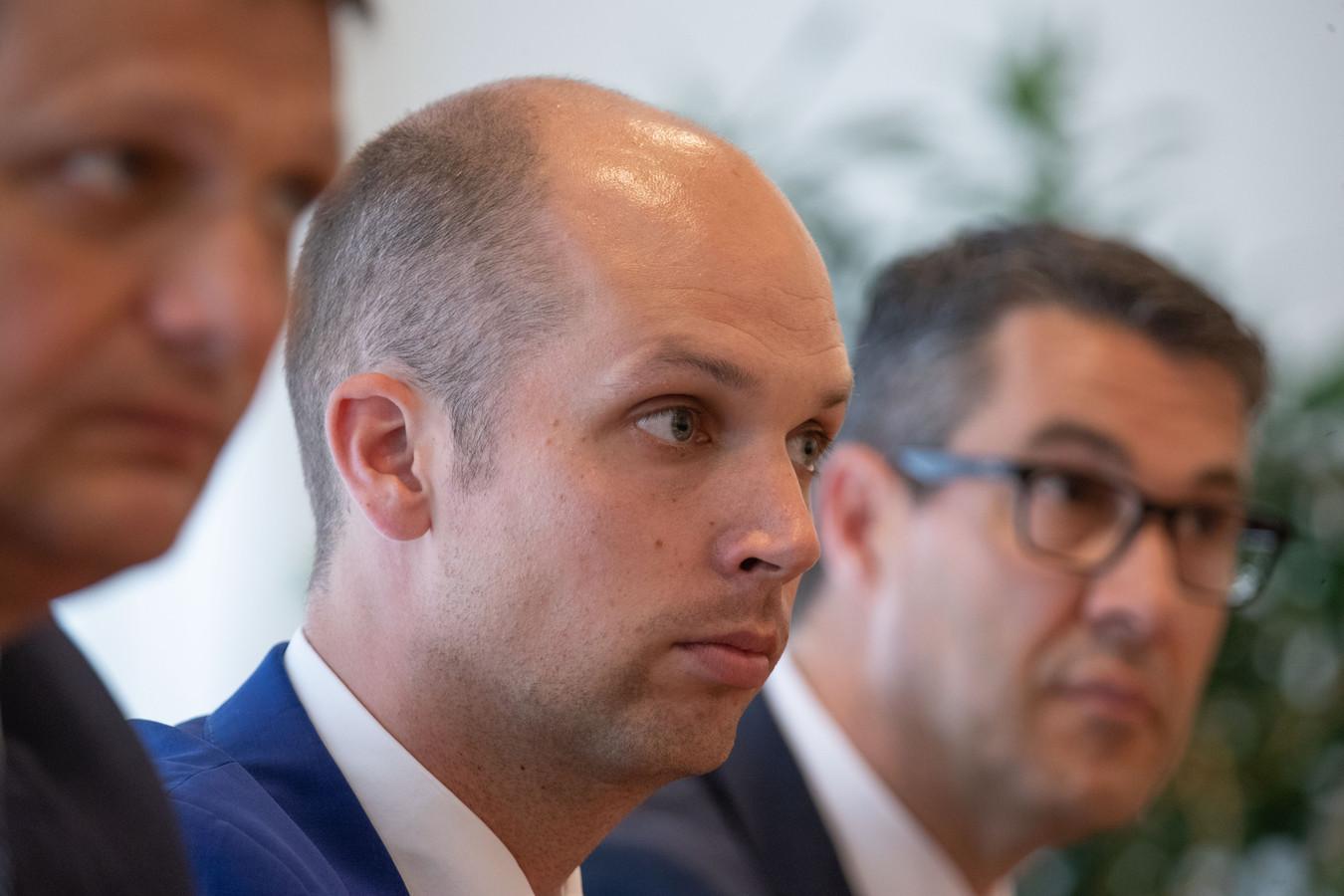 Geert Meijering, CDA-wethouder van de gemeente Kampen