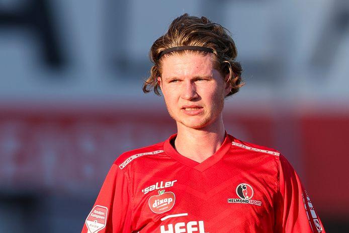 Arno Van Keilegom is één van de vier spelers die dit seizoen door Helmond Sport wordt gehuurd van KV Mechelen.