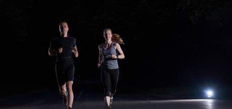 De beste verlichting voor hardlopers: 'Veterlichtjes zijn leuk voor een dansfeestje'