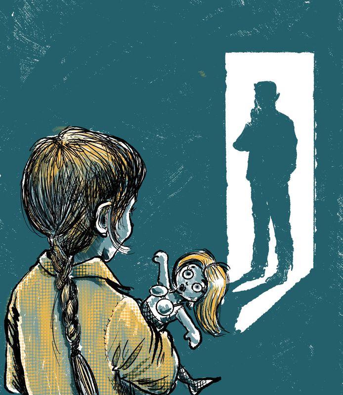 Mariekes dochter Eva (6) werd ruim twee jaar geleden misbruikt. De verdachte komt pas dit voorjaar voor de rechter.