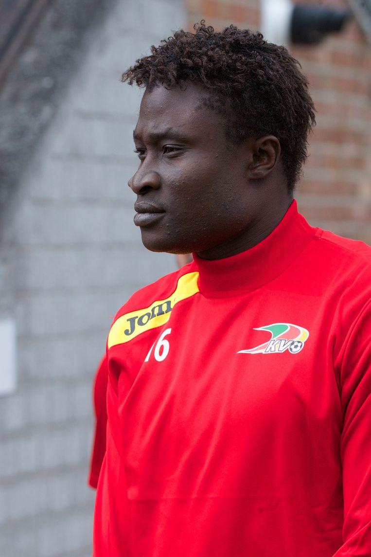 Nieuwkomer Elimane Coulibaly Beeld BELGA