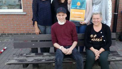 GO! BS De Uilenboom in de bres voor Sander (18), die aan leukemie lijdt
