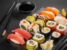 La limite à ne pas franchir quand on est amateur de sushis