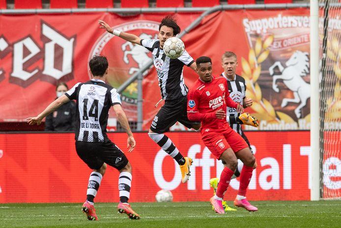 Ook de strijd om plek acht wordt deze week beslist. Kunnen Heracles en FC Twente nog wat behalen?