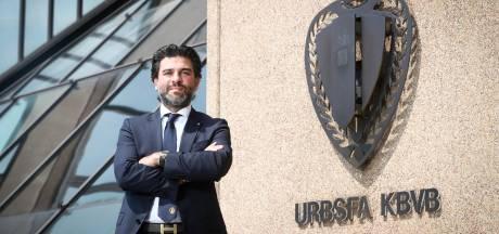 Belgische voetbalbond gaat competitiestop toelichten aan UEFA