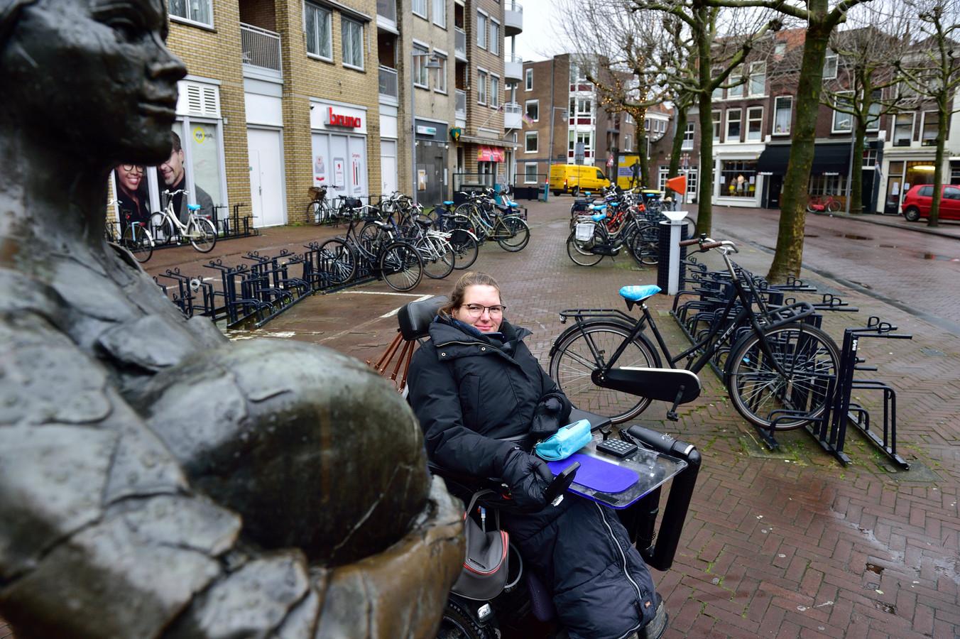 Karin van Dijk uitte kritiek op de lange reserveringstijd voor de Groene Hart Hopper. Daar wordt nu wat aan gedaan.