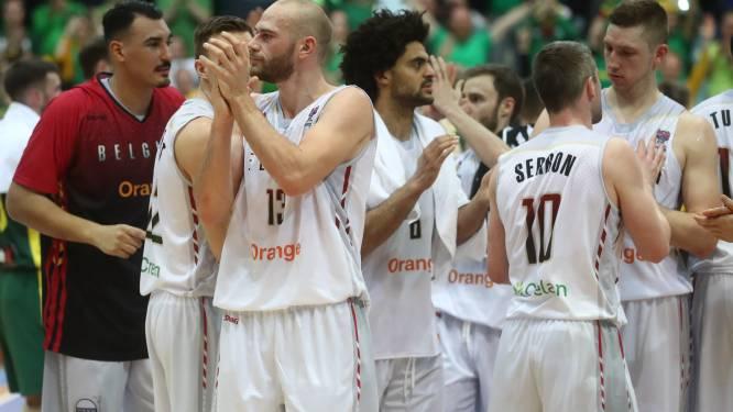 Belgian Lions blijven 37e op wereldranglijst