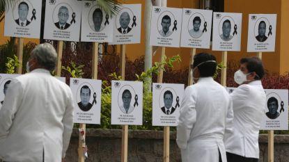 Peru overschrijdt kaap van 5.000 coronadoden