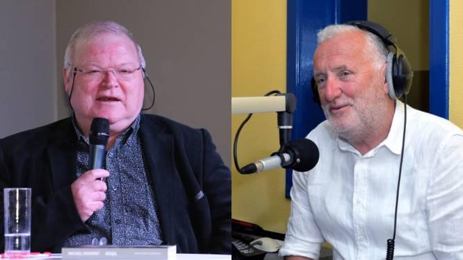 """""""Michel was een burgemeester waar je écht alles aan kon vragen en oprecht luisterde"""": Kris Baert en Jean-Pierre Schoukens vertellen over hun beste makker"""