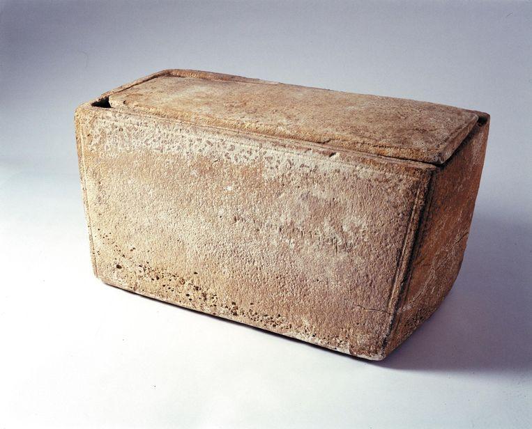 Het Ossuarium van Jakobus Beeld Wikimedia