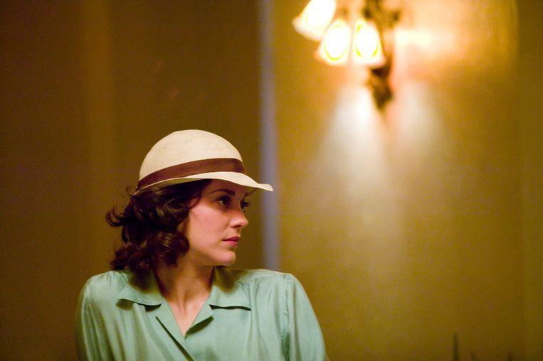 Marion Cotillard in Public Enemies (2009). Beeld Peter Mountain/Universal Pictures