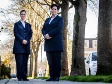 Deze vrouwen dragen de kisten bij uitvaarten (en zoeken nieuwe aanwas): 'De dood is niet altijd somber'
