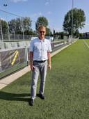 Jos Verdonschot, voorzitter van Overlegorgaan Bredase Amateurvoetbal-verenigingen.