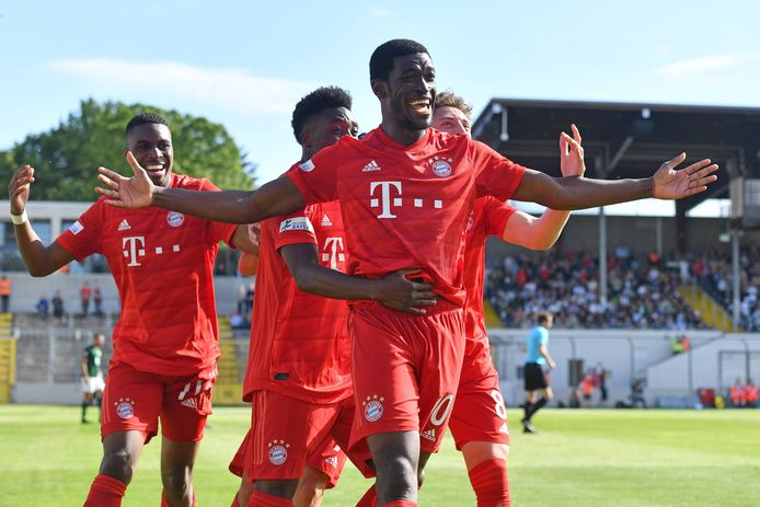 Kwasi Wriedt is nog niet klaar met het seizoen bij Bayern München II als zijn contract bij de Duitse club afloopt en zijn periode van drie jaar bij Willem II begint.