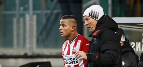 Bij PSV gaat de lat flink omhoog voor Ihattaren: 'Het is geen eenrichtingsverkeer'