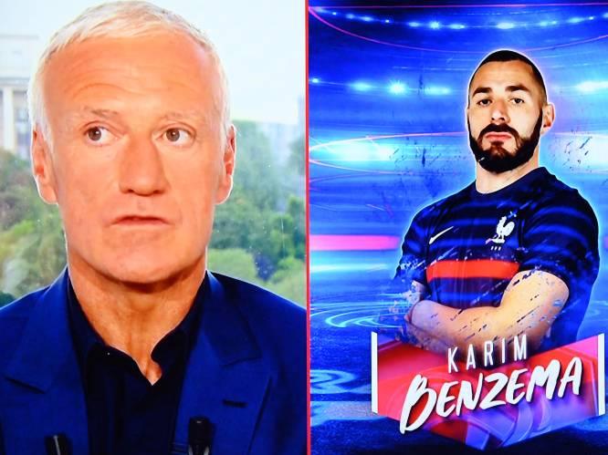 Didier Deschamps zet trots opzij en sluit Benzema weer in armen: EK-favoriet Frankrijk door dolle heen
