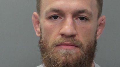 MMA-vechter Conor McGregor weer opgepakt