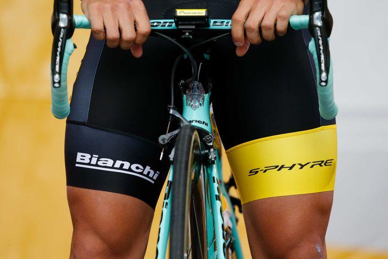 De Tour de France gaat vandaag weer van start. Beeld ANP