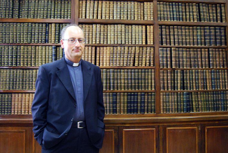 Antonio Spadaro. Beeld Wikipedia